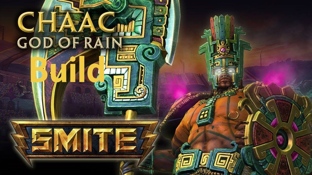 How to build chaac smite