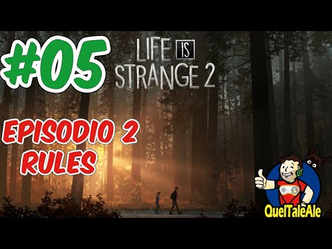 LIFE IS STRANGE 2 |EP 2| - Gameplay ITA - Walkthrough #01 - Rules thumbnail