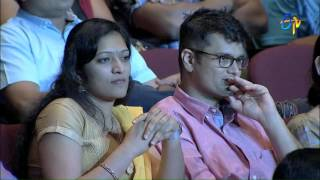Naalo Nenena Song - Hemachandra, Sravana Bhargavi Performance in ETV Swarabhishekam - 13th Dec 2015
