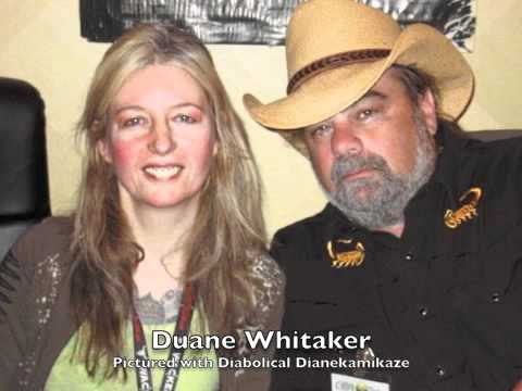 Duane Whitaker Interview