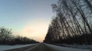Коломна - Озеры  01.01.2016