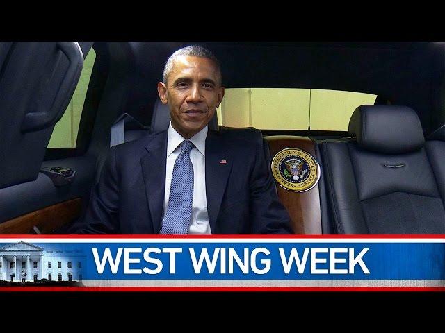 Happy 5th Birthday, West Wing Week!
