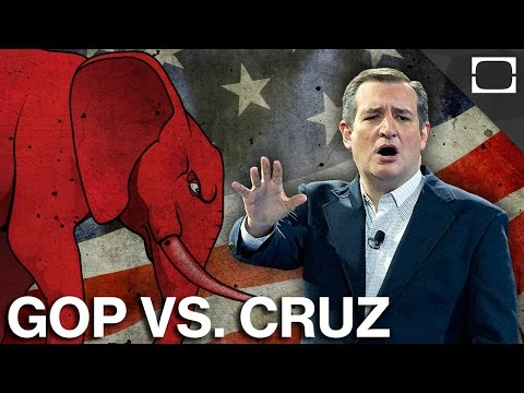 Why Does The GOP Hate Ted Cruz?