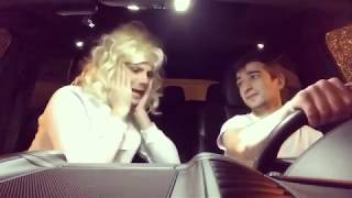 Виды баб в такси (Андрей Борисов GAN_13_ )