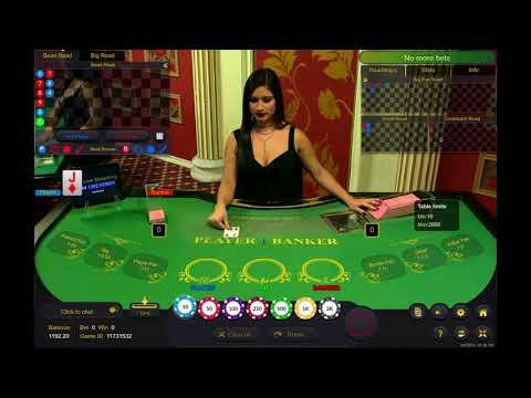Онлайн казино с живыми дилерами