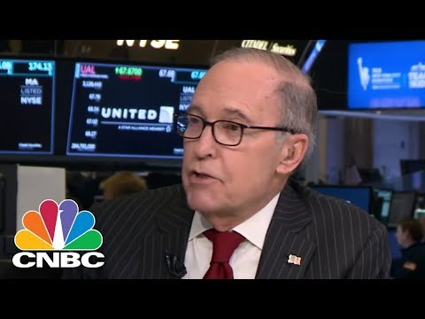 Larry Kudlow: Why I Told President Donald Trump Not To Do Tariffs | CNBC