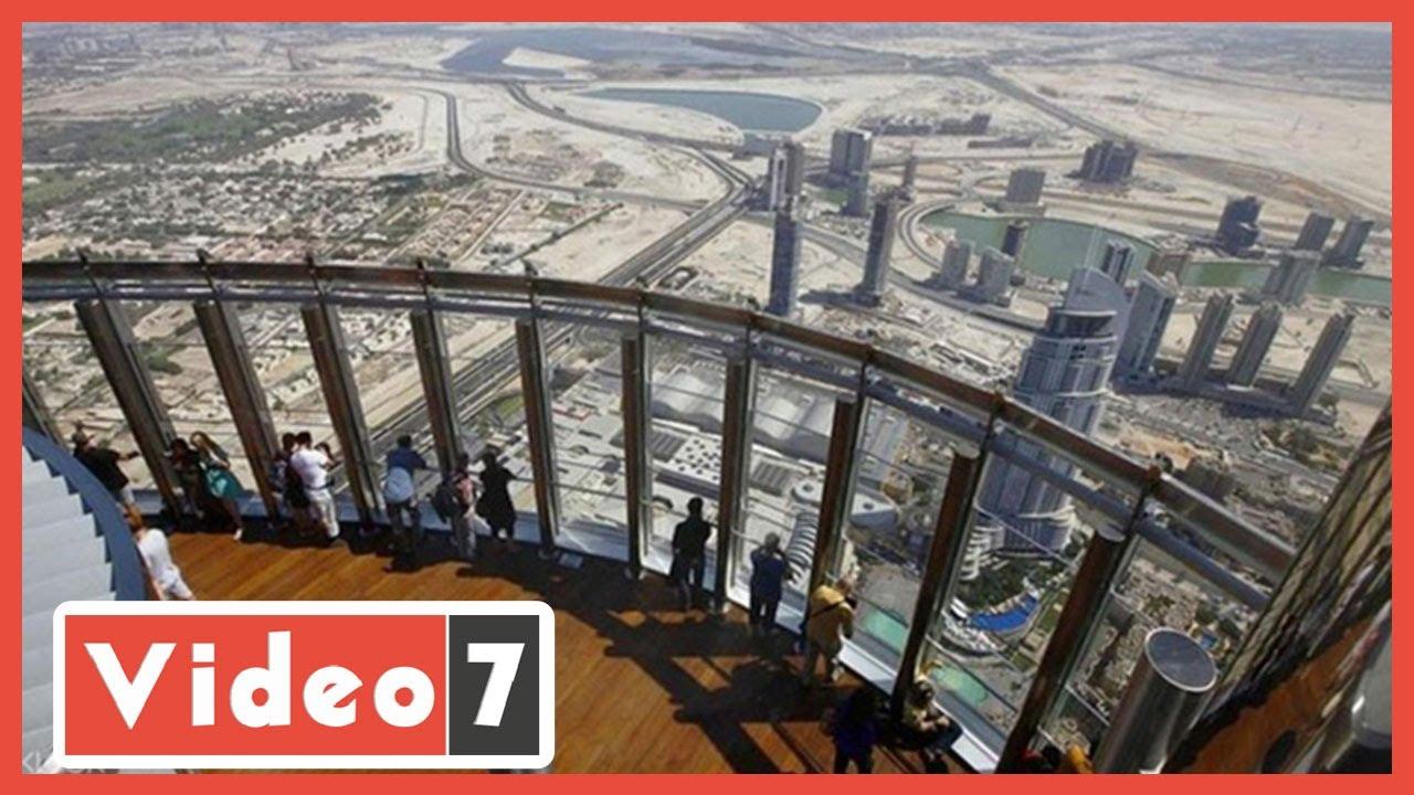صورة فيديو : اليوم السابع في جولة داخل برج الخليفة تكلف ١ ٥ مليار دولار وارتفاع 828 متر