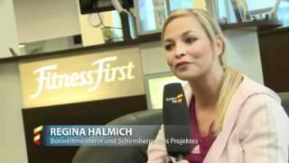 Braveheart Challenge Bericht auf Baden TV
