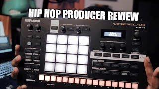 Roland Verselab MV-1! A Hip Hop Producer Review