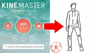How to Create an Animated Dance WhatsApp Status Video | Kinemaster Tutorial🔥🔥