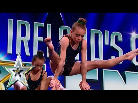 Rebel Acro take their performance to new heights  Ireland&39;s Got Talent 2019