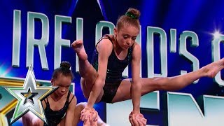 Rebel Acro take their performance to new heights! | Ireland's Got Talent 2019