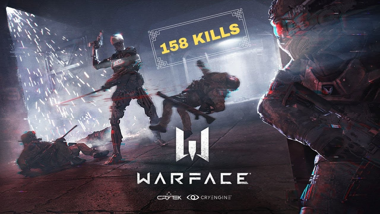 OLD BUT GOLD // Lets paly warface 158 kills