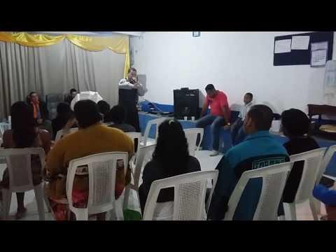pastor Vicente Amorim profeta de DEUS
