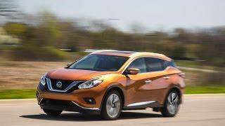 Nissan Murano Platinum AWD 2016 Car Review