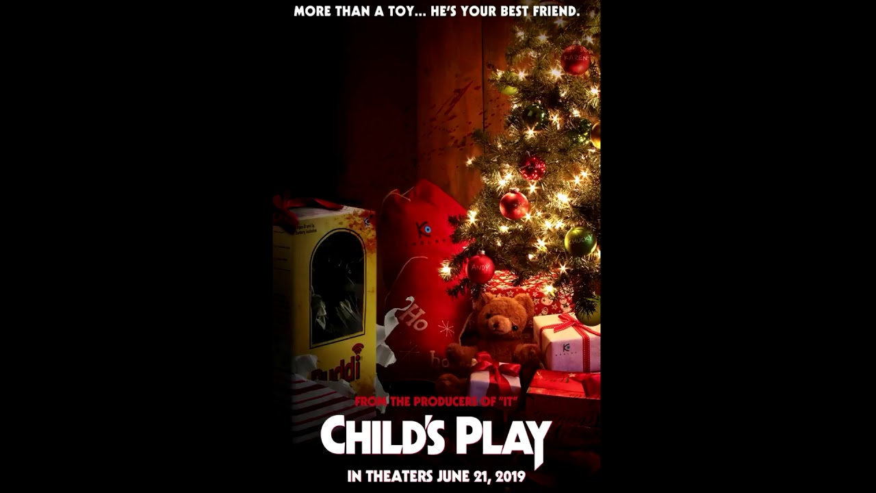 Christmas Plays 2019 Child's Play (2019)   New Christmas Motion Poster/Chucky Moving