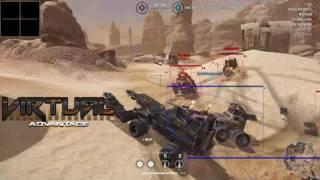 Virtual-Advantage | Crossout - Aimbot | ESP | Crosshair | Cheat