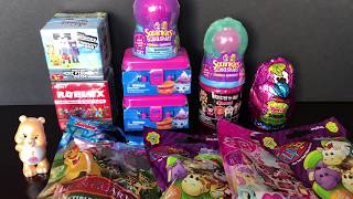 Toys Surprise, Shopkins Lunch Box, Flipazoo, Roblox, Yowie, Disney Crossy Road