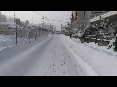 The day after tomorrow - Karditsa, Central Greece
