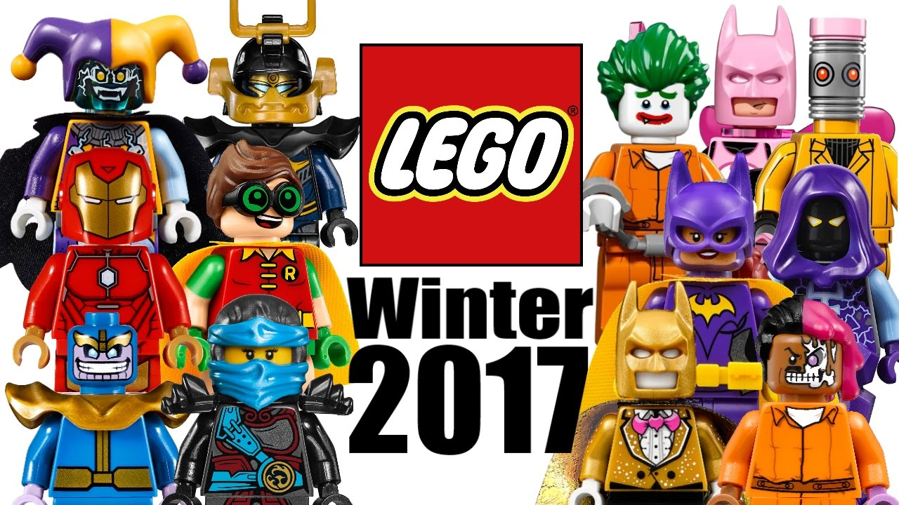 Top 25 Most Wanted LEGO Sets of Winter 2017    YouTube