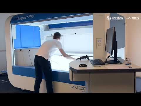 AICON TubeInspect P16 – Optical Tube and Wire Measurement