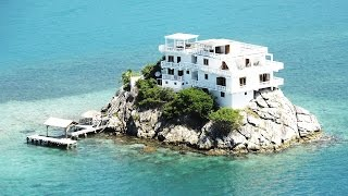 10 Most Incredible Private Islands On Earth || Pastimers
