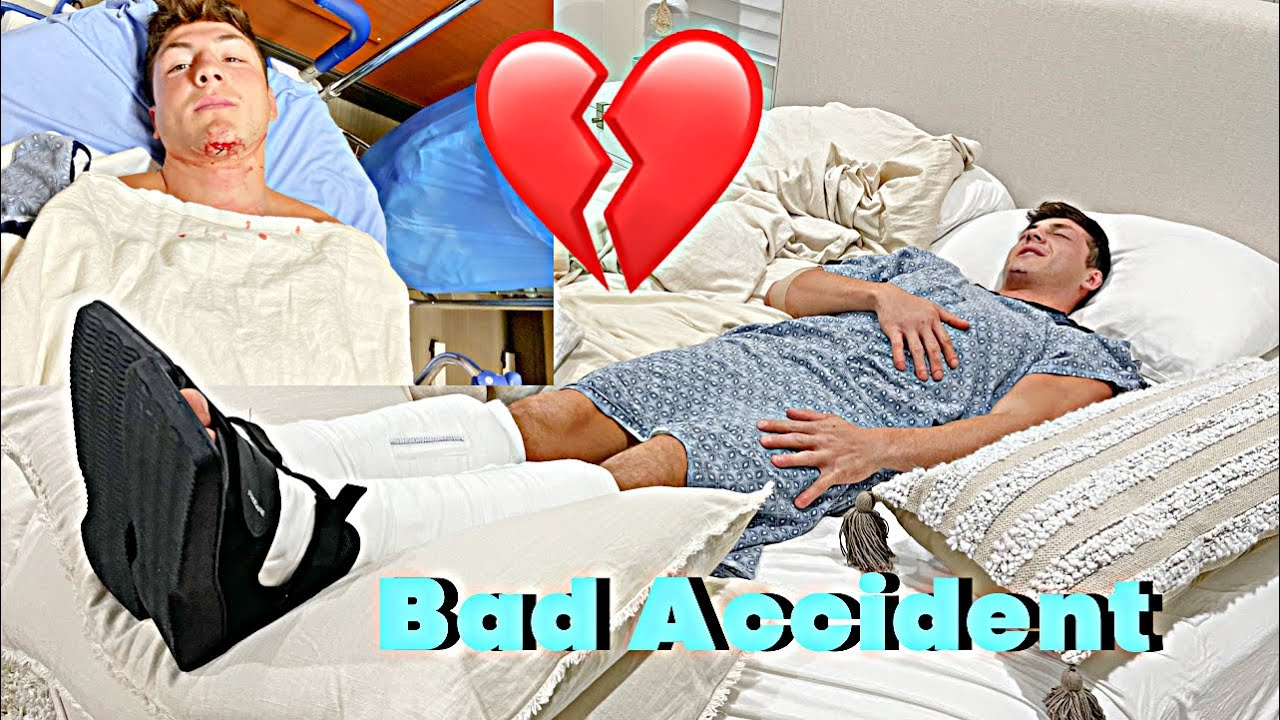 Download Rushing My Fiance To The Hospital *Broke Both Legs*