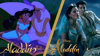 Aladdin Jasmine A Whole New World 1992 vs. 2019.mp3