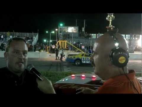 Victory Lane with Chad Tekavic