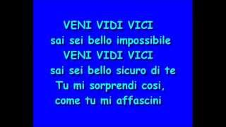 Highland Veni Vidi Vici Lyrics Italian And English