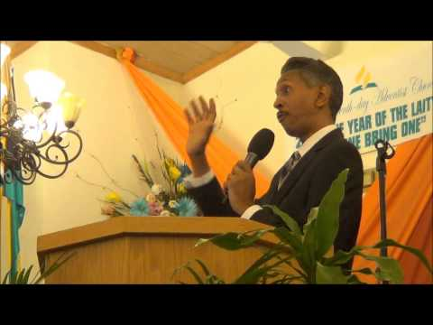 Revelation Now Series - John Lomacang @ Freeport SDA Church in Freeport, Grand Bahama