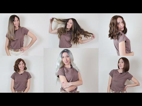 6 париков с Алиэкспресс стоимостью до 15$