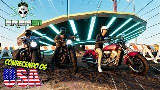 EM BUSCA DE E.T NA AREA 51!! - CONHECENDO OS USA #02 - THE CREW 2 BETA