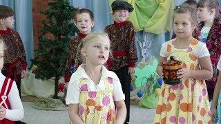 Праздник осени прошёл в детском саду «Ёлочка»