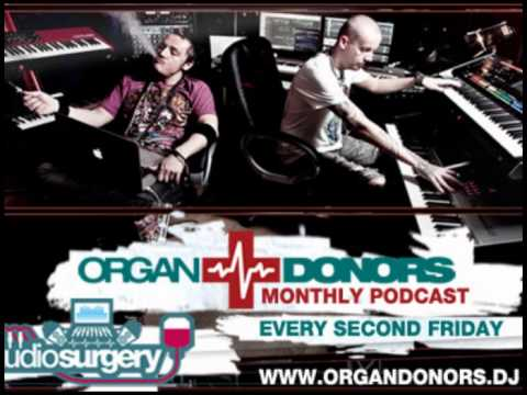Organ Donors Audio Surgery Radio #36 2012