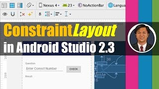 Java Programming for Android: ConstraintLayout in Android Studio