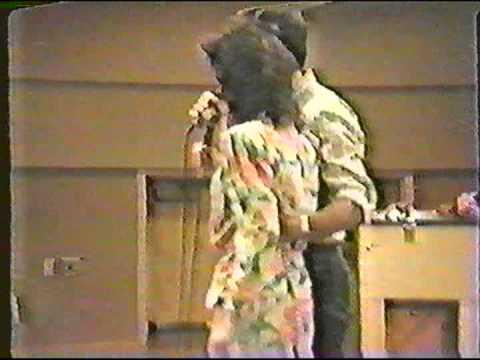 Marie  Osmond & Wayne Osmond Meet me in Montana  fan club reuion 1986