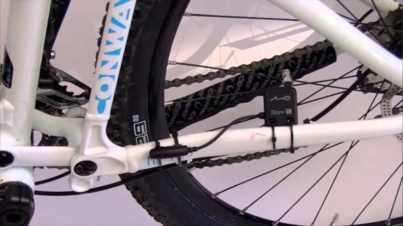 sängar mio test ~ test mio cyclo 305 2d  youtube