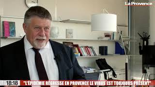 Le 18:18 - Covid-19 : l'ARS appelle à la vigilance malgré la régression de l'épidémie en Provence