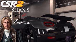 CSR Racing 2: Winning Shax