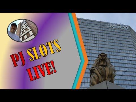 #3 - PJ Slots LIVE at MGM National Harbor