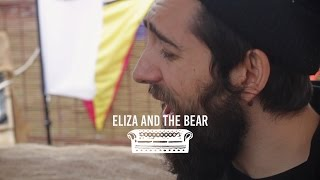 Eliza And The Bear - Lion
