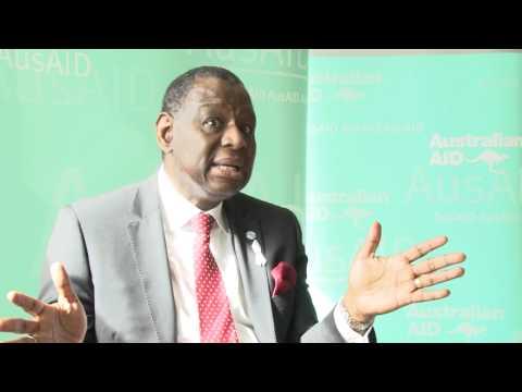 6  Dr Babatunde Osotimehin, Executive Director, UNFPA