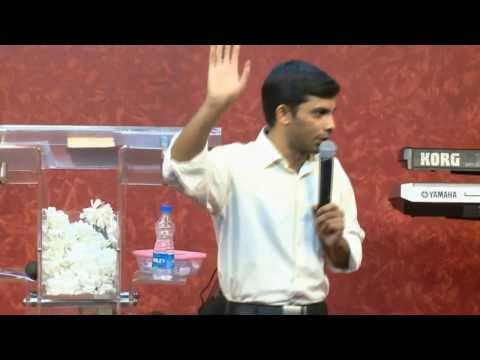 JESUS REVEALED IN FLESH- BY Br.ABLE VARGHESE @ BETHEL AG BANGALORE