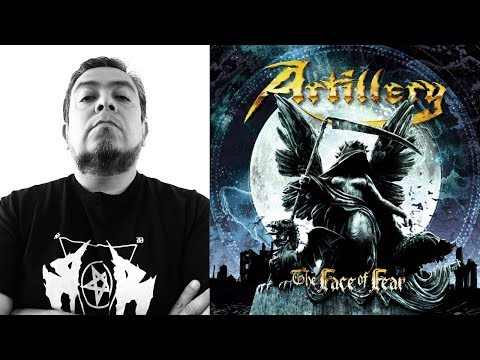 ARTILLERY - The Face Of Fear comentario reseña Mp3