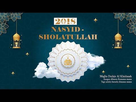 SHOLATULLAH - AL KHIDMAH