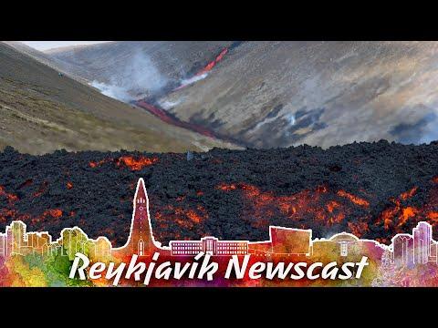 RVK Newscast #105: The New Lava Threatening The Highway