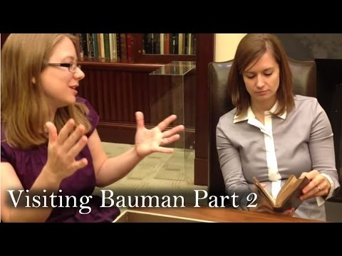 The Game is Afoot! Visiting Bauman Rare Books Part 2 of 5
