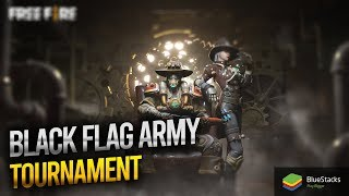 Free Fire Live Bluestacks Tournament AAWARA007