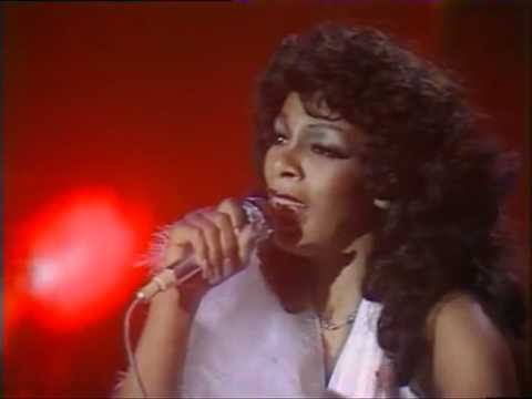 """Donna Summer - """"Could It be Magic"""" (Live) April 17, 1976"""